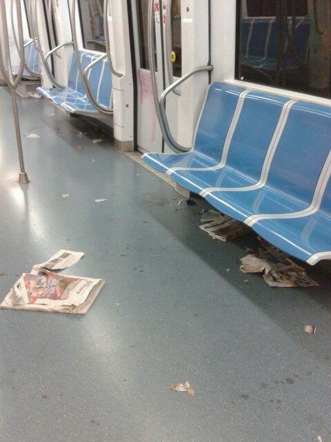 metro sporca 2