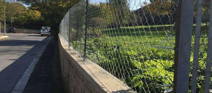 recinzione ateneo