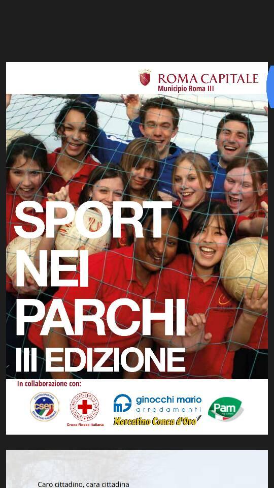 sport parchi